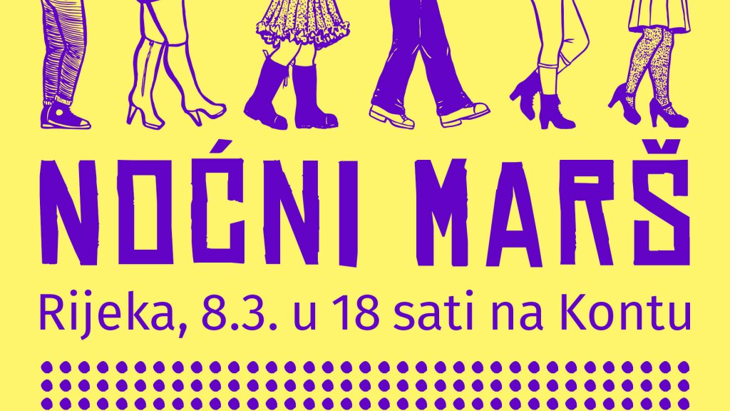 Noćni marš 2018