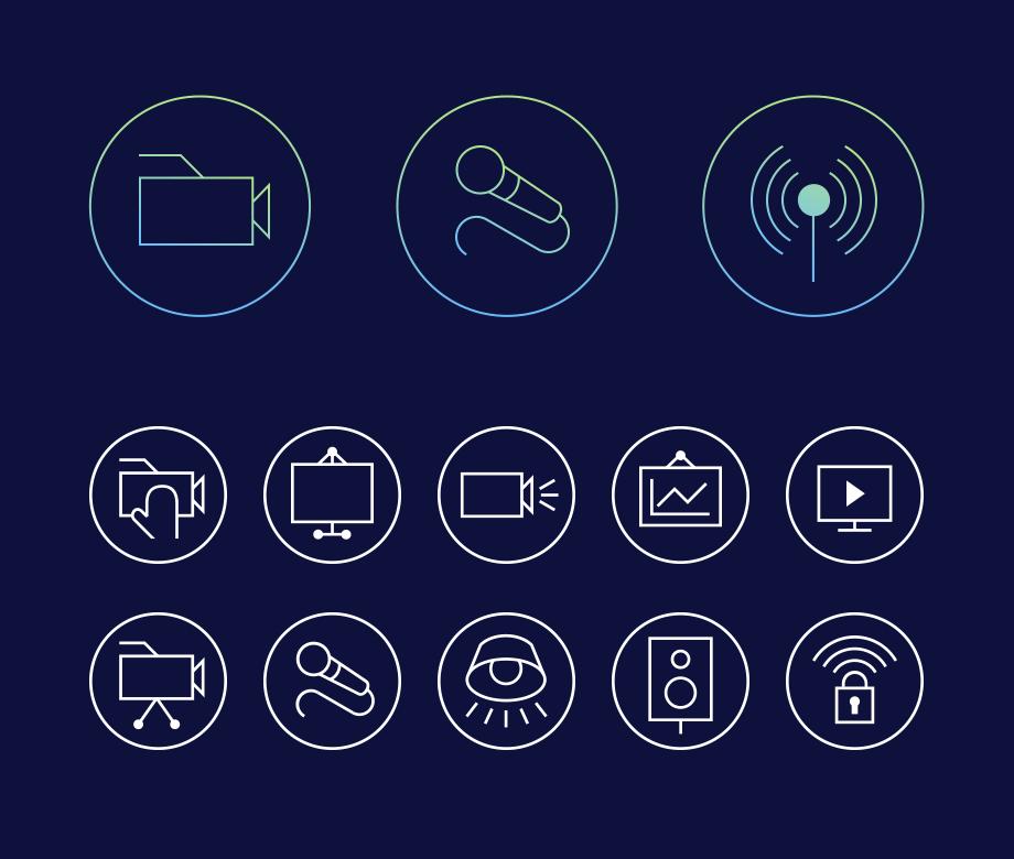 Antares ikone za web