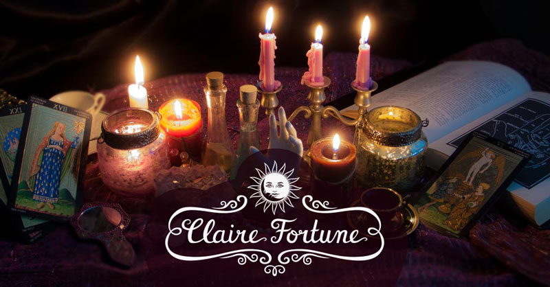 Claire Fortune banner