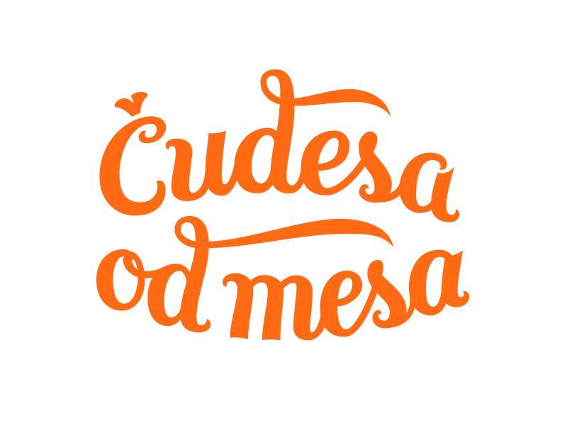 Čudesa od mesa dizajn logotipa
