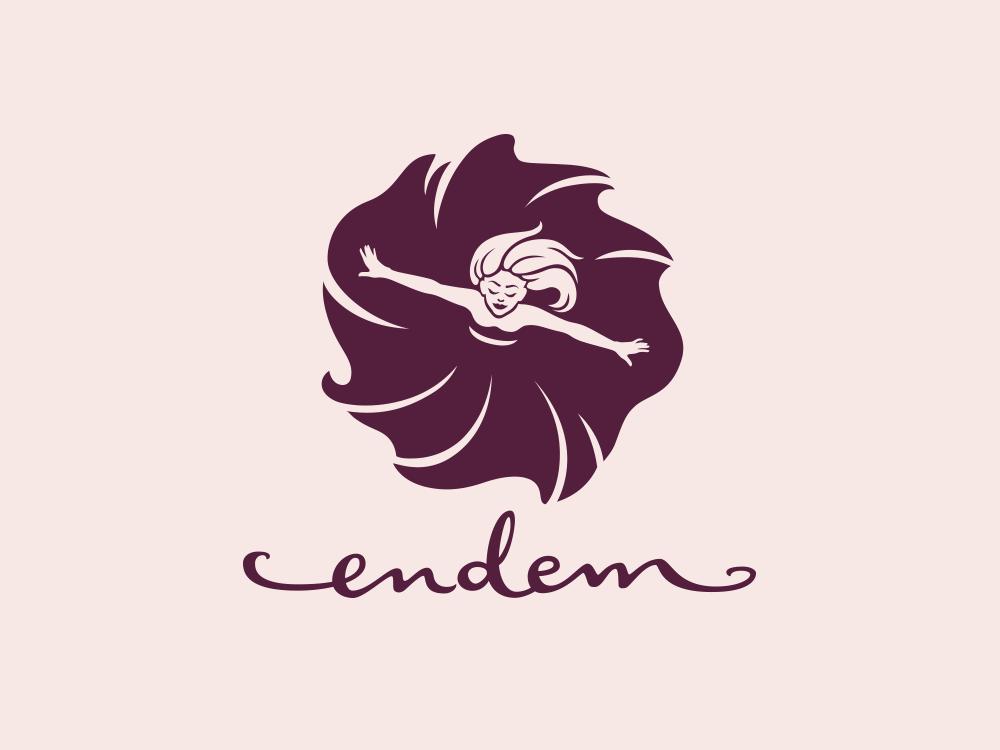 Endem logotip