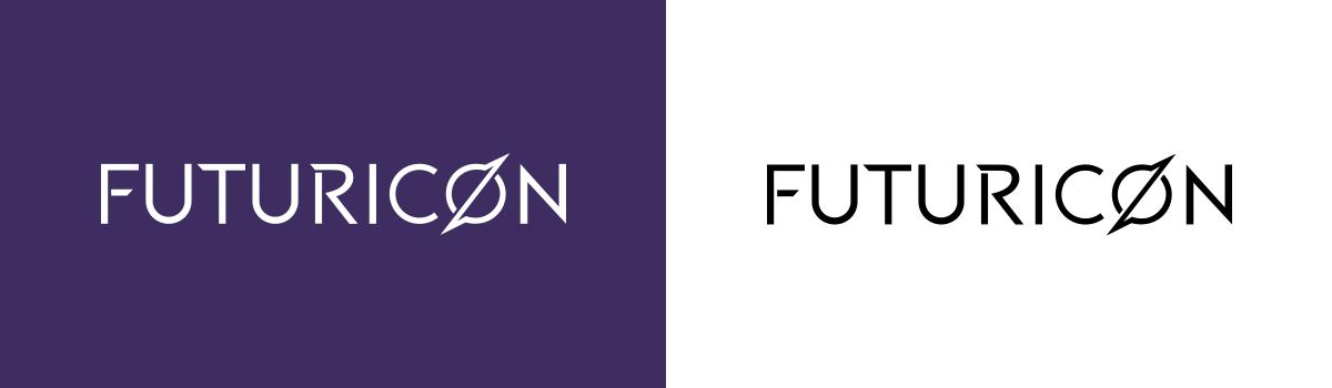 Futuricon vizualni identitet – dizajn logotipa