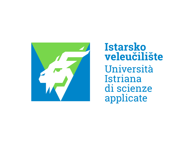 Istarsko veleučilište logo i vizualni identitet