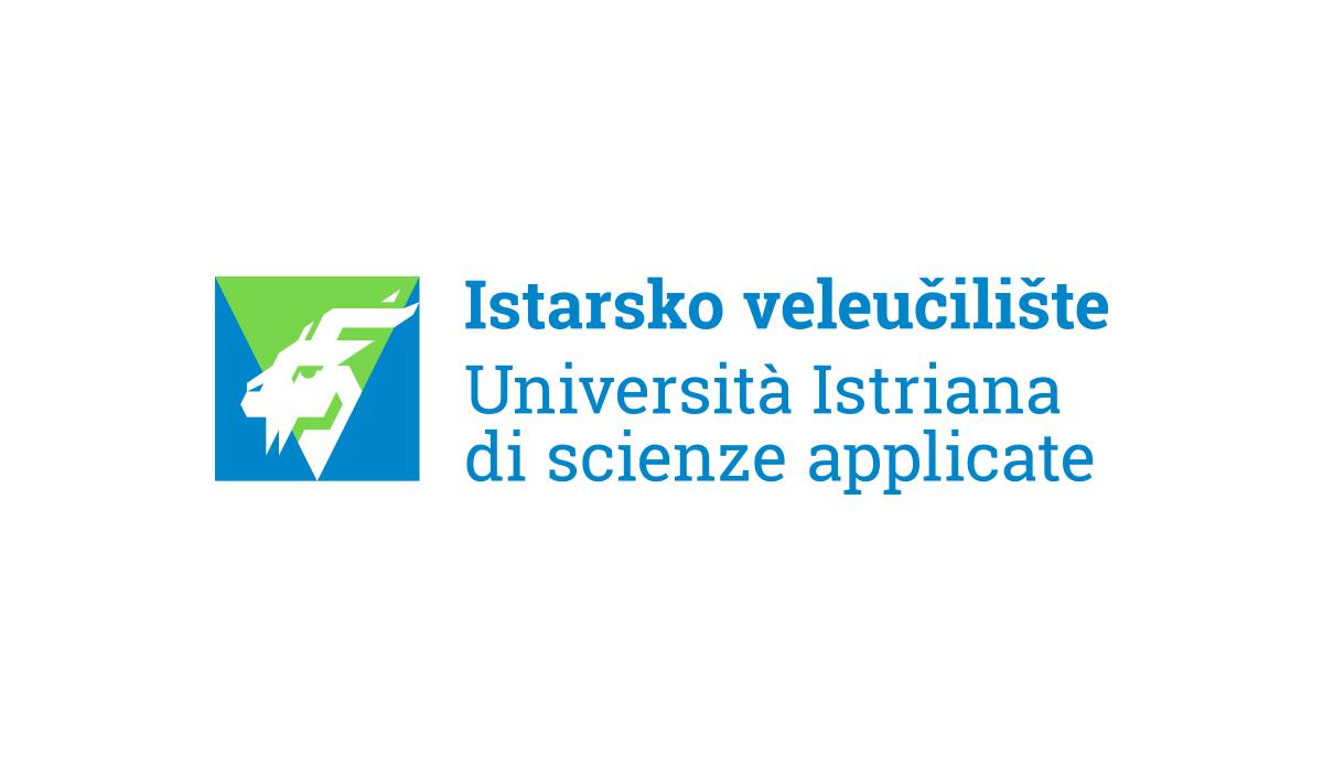 Istarsko veleučilište vizualni identitet - Logotip