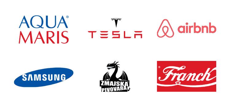 Korporativni brend - logotipi