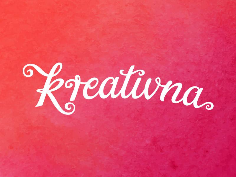 Kreativna vizualni identitet - dizajn logotipa