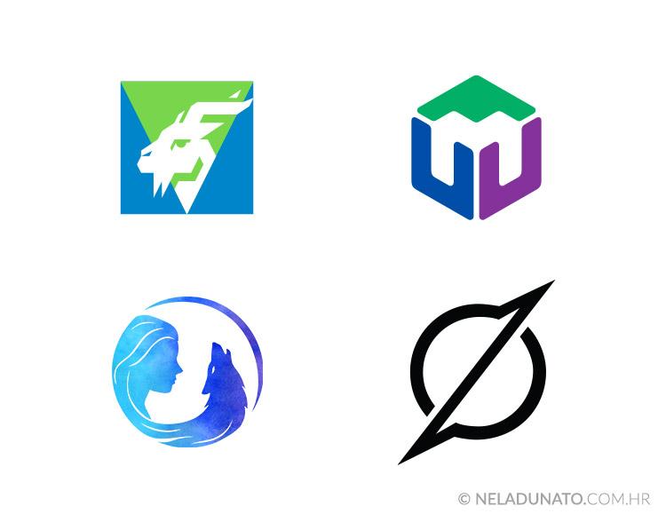Logotip - primjeri znaka (simbola)