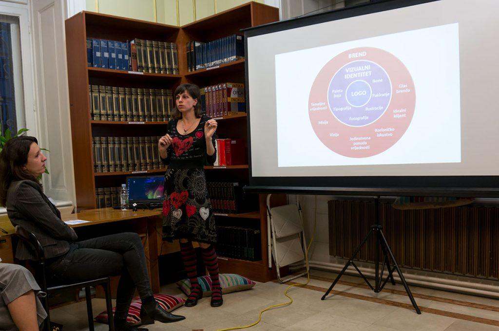 Predavanje Nela Dunato: Kako stvoriti prepoznatljiv brend svoje male tvrtke