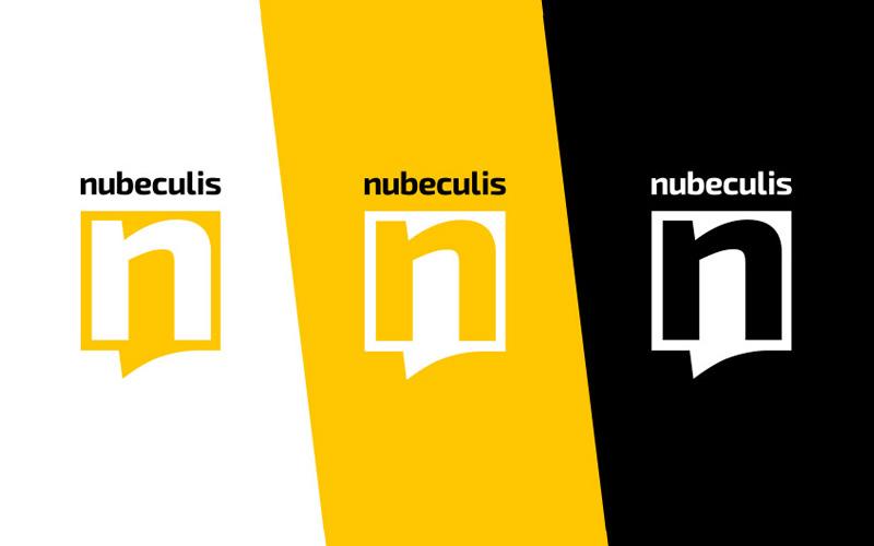 Nubeculis logotip