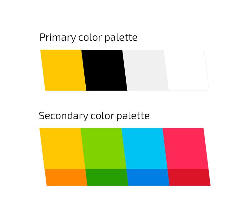 Nubeculis paleta boja