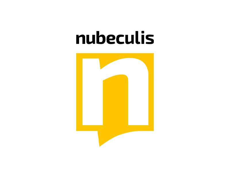 Nubeculis vizualni identitet