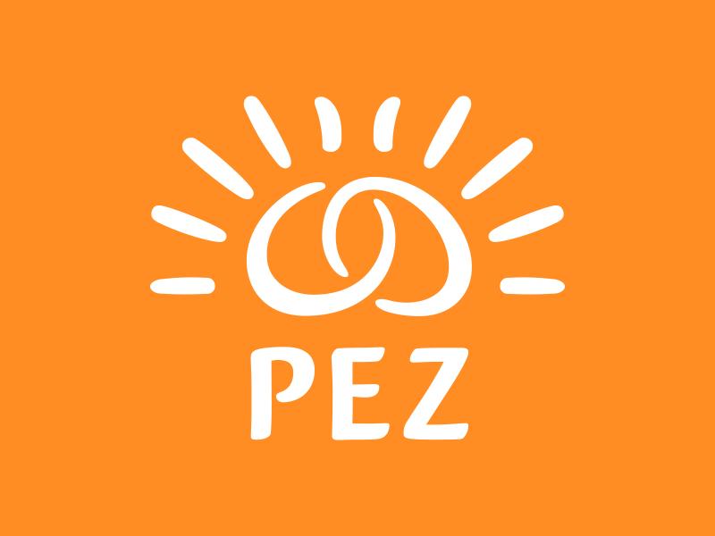 Dizajn logotipa i vizualnog identiteta udruge PEZ
