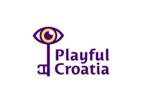 Dizajn logotipa za brand Playful Croatia