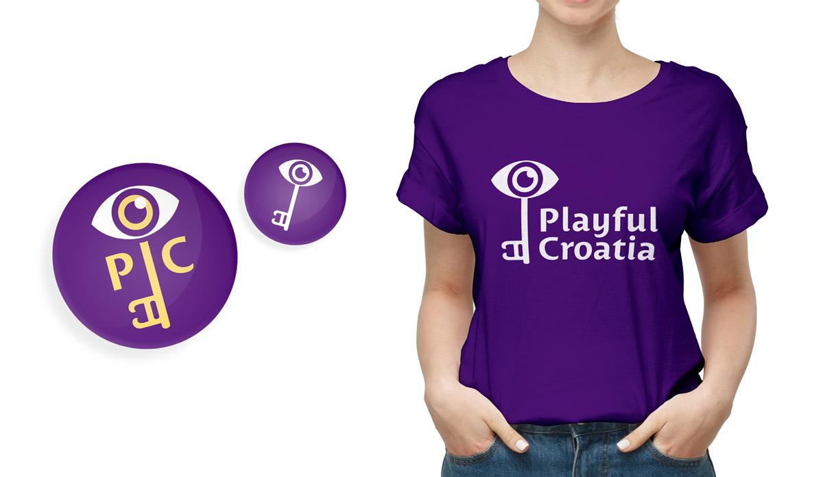 Primjena logotipa na promotivne proizvode