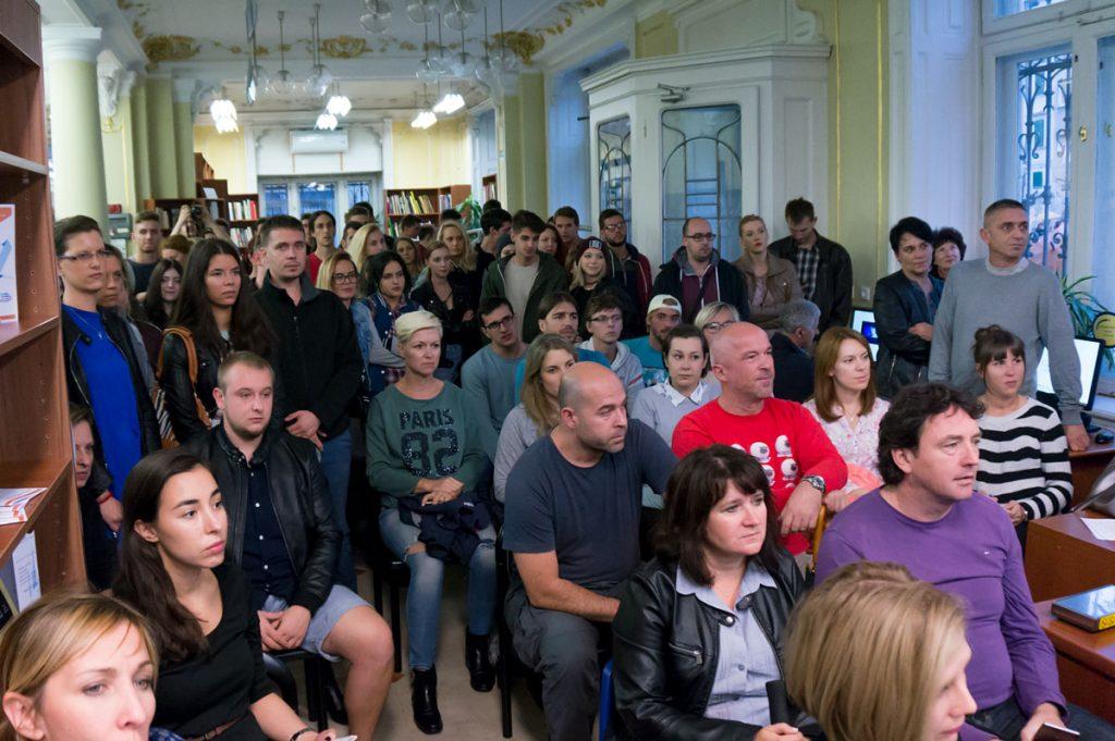 Predavanje Nele Dunato u Gradskoj knjižnici Rijeka
