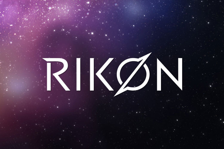 Rikon logotip i vizualni identitet