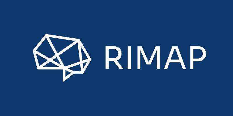 RIMAP dizajn logotipa