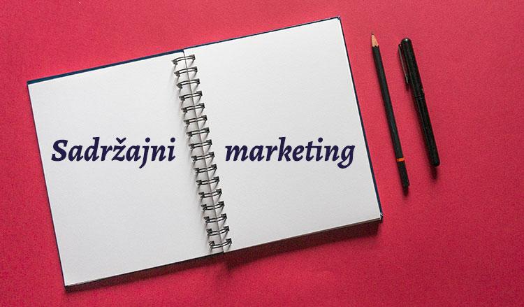 Sadržajni marketing radionica