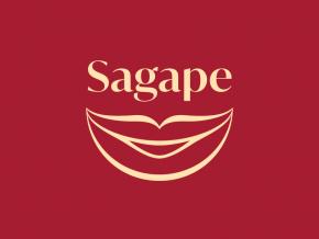 Sagape logo i vizualni identitet