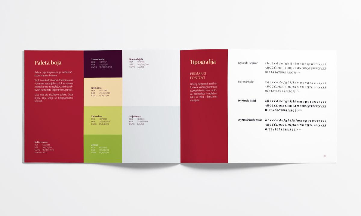 Sagape vizualni identitet - knjiga standarda