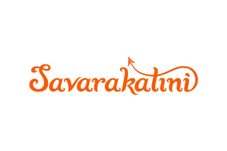 Savarakatini logotip i vizualni identitet