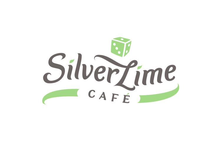 Dizajn logotipa i vizualnog identiteta za Silver Lime Cafe