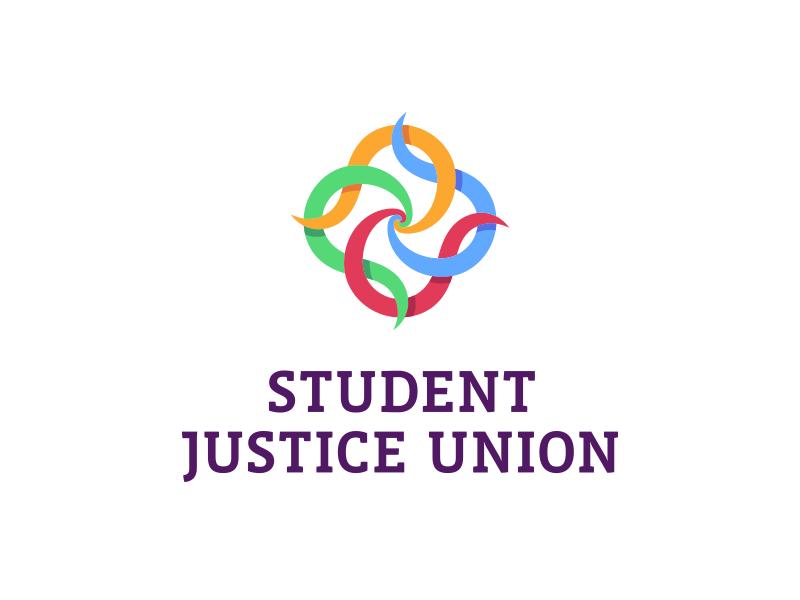 Student Justice Union dizajn logotipa